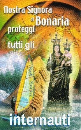 Nostra Signora di Bonaria. protettrice degli Internauti